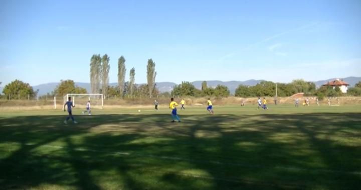 U13 (2007) с рецитал срещу опъшкарите от ФК Ботев (Гълъбово)