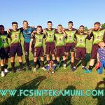 Мъжкият ни отбор завоюва бронза в областната група ! Юношите ни разбиха мъжкия отбор на ФК Тунджа (Мечкарево) в последния мач за сезона в село Жельо Войвода !